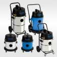 Wet and Dry Vacuum Cleaners KV 20 25 30 45  50