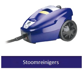 Button stoomreinigers